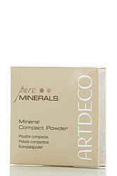 Artdeco Pure Minerals - Компактная пудра минеральная - 05 fair ivory  9 мл Оригинал