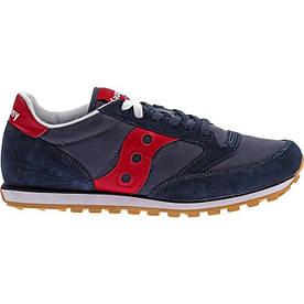 Кроссовки Saucony Jazz Lo Pro 2866-167S синий/красый цвета (кросівки)