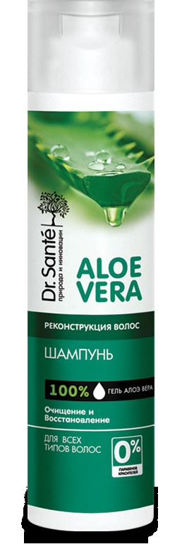 """Шампунь для всех типов волос """"Реконструкция"""" от ТМ """" Dr.Sante"""", 250 мл"""