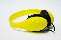Наушники  Audiomax  AH-766 yellow