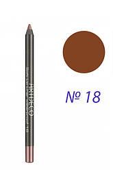Artdeco Soft Lip Liner Waterproof - Карандаш для губ 172.18 Brown rose  1 мл Оригинал