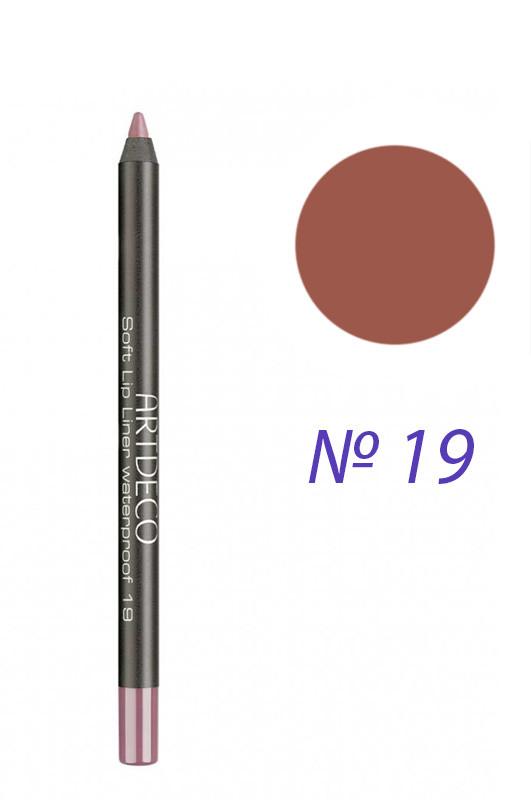 Artdeco Soft Lip Liner Waterproof Карандаш для губ 172.19 Venetian red