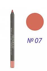 Artdeco Soft Lip Liner Waterproof - Карандаш для губ 172.07 Cadmium orange  1 мл