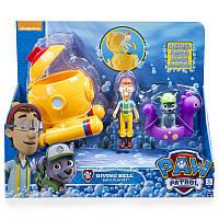 Игровой набор «Спасательная миссия на воде»: Рокки и Капитан Палтус