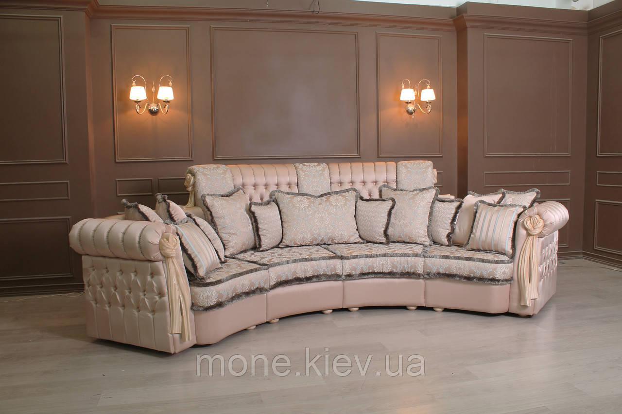 """Угловой диван  """"Византия"""""""