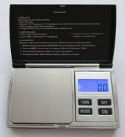 Весы электронные Digital Scale 500/0,1г