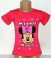 """Футболка """"Minnie"""" для девочек 6 лет"""