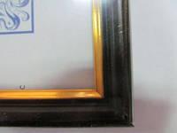 Фоторамка 30*40, №15 пластик/стекло, 718573