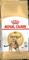 Royal Canin Bengal Adult корм специально для взрослых бенгальских кошек старше 12 месяцев 2кг