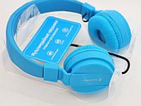 Наушники  Audiomax  AH-798 blue