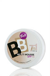 Bell HypoAllergenic - Флюид многофункциональный - BB Multi Mouse 7in1 - №02  13 мл Оригинал
