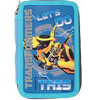 "Пенал - книжка ""Transformers"" TF17-623, ТМ Kite"