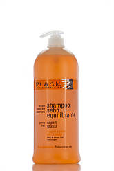 Black - Sebum-Balancing Shampoo - Шампунь нормализующий для жирных волос  1000 мл Оригинал