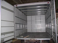 Панели ППУ для термоизоляции холодильников.