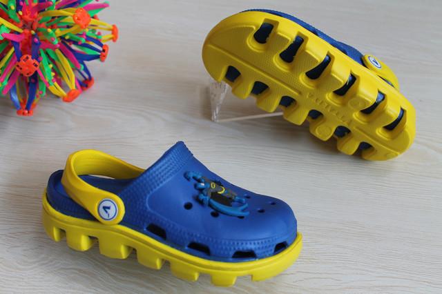 Кроксы Виталия Украина для мальчика style-baby.com