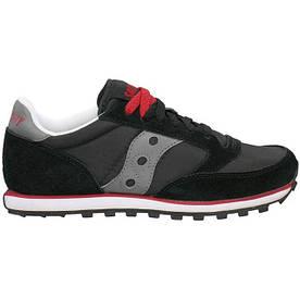 Кроссовки Saucony Jazz Lo pro 2866-7s черный/красный/серый (кросівки)