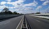 Барьерные дорожные ограждения оцинкованное и без покрытия, одностороннее,двухстороннее, секции, производство,, фото 3