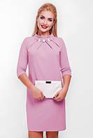 Платье Бусинка PL-1357 - сиреневый: 42,44,46,48,50,52