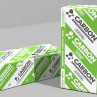 Пенополистирольные плиты Carbon Eco .118*58*5см/0,27376м3/ 8шт/уп