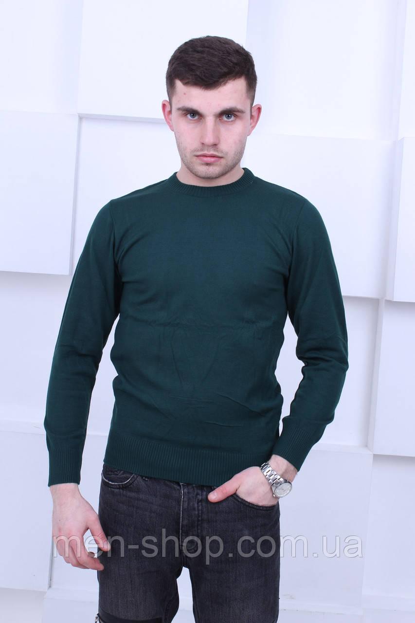 Зеленый мужской свитер Турция