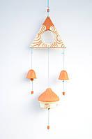 Декоративные керамические звоночки
