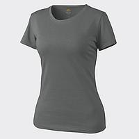 Футболка женская Helikon-Tex® Women's T-Shirt - Темно-серая