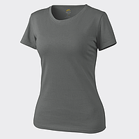 Футболка женская Helikon-Tex® Women's T-Shirt - Темно-серая L