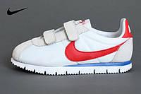 Детские кроссовки Nike Cortez white-red