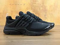 Кроссовки мужские Nike Air Presto Fleece 30211 черные