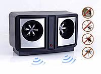 Ультразвуковой электронный отпугиватель грызунов и насекомых Dual Sonic Pest Repeller , Скидки