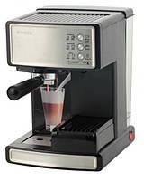 Кофеварка эспрессо VITEK VT-1514 BK 1350Вт 1,5л капучино, латте, эспрессо