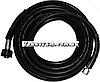 Шланг для мінімийки 15 мм чорний