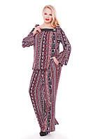 Женский костюм Зара сахара, женский шелковый костюм большого размера