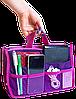 Органайзер для сумки ORGANIZE украинский аналог Bag in Bag (фиолетовый), фото 3