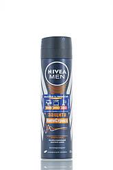 Nivea Deo Men Дезодорант Защита Анти Стресс спрей для мужчин 150 мл Код 21597