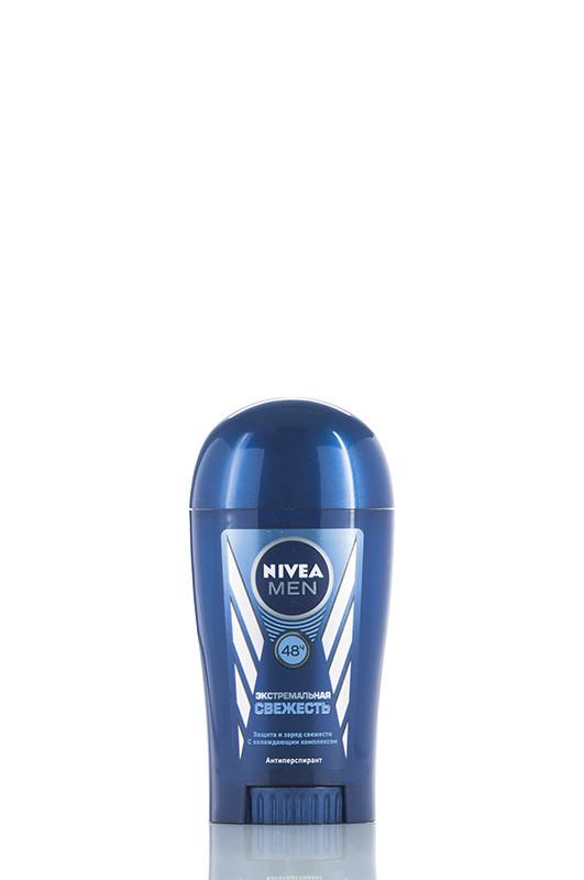 Nivea Deo Men  Дезодорант  Экстремальная Свежесть  cтик для мужчин 40 мл Код товара 20542