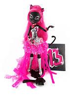 Кукла Monster High Catty Noir Doll Кэтти Нуар Ночная жизнь, фото 1