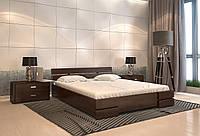 Кровать из дерева Дали