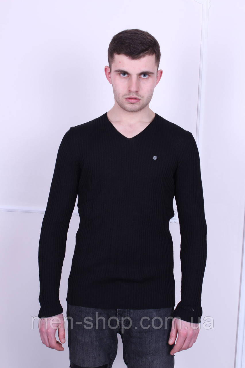 Весенний мужской свитер