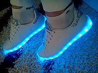 Оригинальные женские кроссовки - LED лед моделька 2017