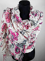 Длинный женский шарф (1)