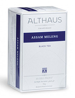 Чай Althaus Deli Packs Assam Meleng (Ассам Меленг) 20 х1,75гр, фото 1