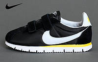 Детские кроссовки Nike Cortez black