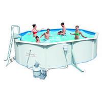 Сборный бассейн Bestway Hydrium 56586 с песочным фильтром (500x360x120)