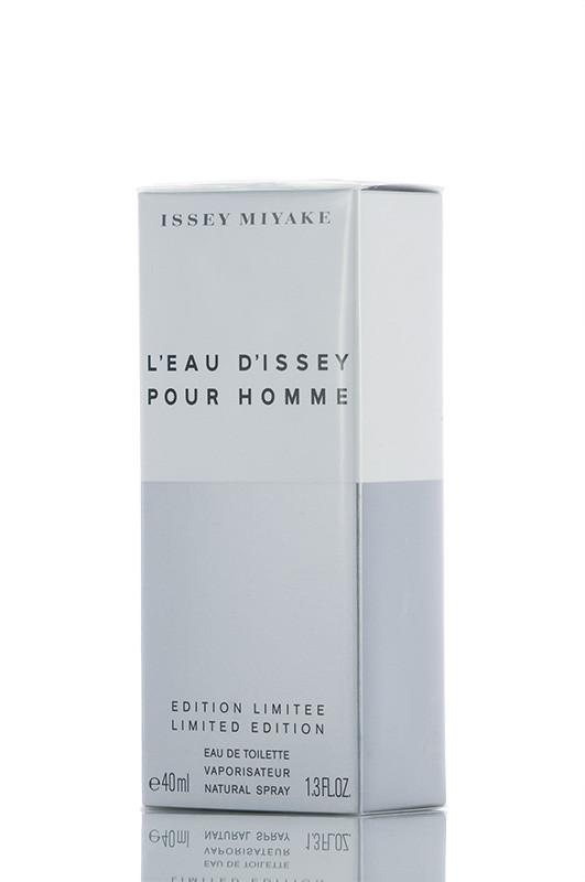 Туалетная вода Issey Miyake L 'Eau d 'Issey Pour Homme мужской 40 мл Код 6189