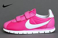 Детские кроссовки Nike Cortez pink