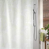 Шторка для ванной текстильная Spirella PALMA 180х200