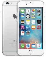 Apple iPhone 6 64GB Cilver (идеал, Оригинал / пользованый)