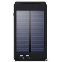Универсальная солнечная батарея для ноутбуков 16000 мА/ч, фото 1