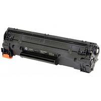 Картридж HP 83x увеличенный CF283X для принтера HP LJ M125, M225, M225, M127, M127